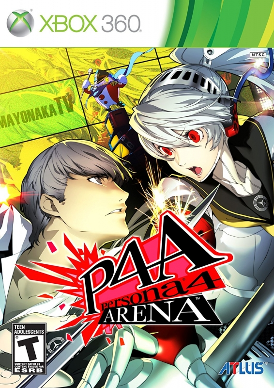 Persona 4 Arena for X360 Walkthrough, FAQs and Guide on Gamewise.co