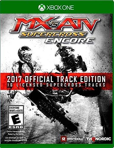 MX vs ATV Supercross Encore 2017 Track Edition on XOne - Gamewise