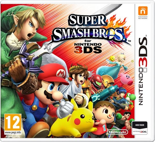 Dairantou Smash Bros. for Nintendo 3DS on 3DS - Gamewise