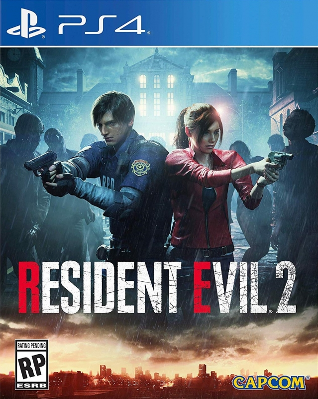 Gamewise Wiki for Resident Evil 2 (PS4)