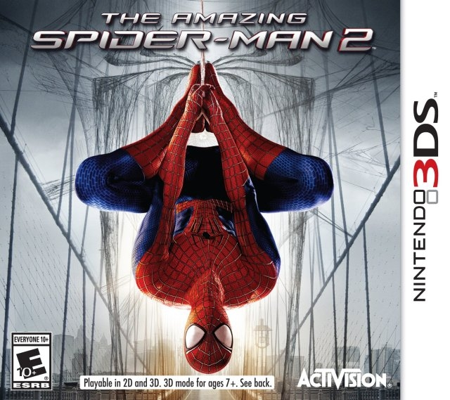 The Amazing Spider-Man 2 (2014) on 3DS - Gamewise
