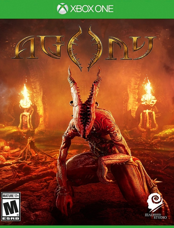 Agony Wiki - Gamewise