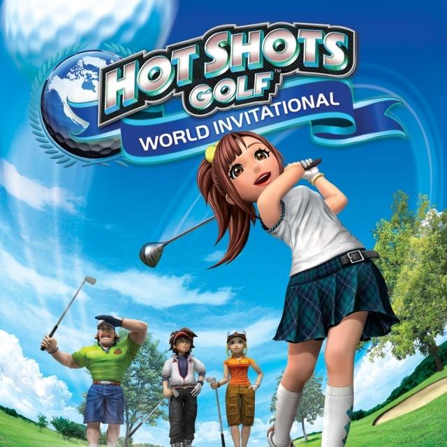 Hot Shots Golf: World Invitational Wiki - Gamewise