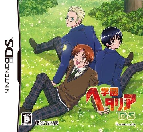 Gakuen Hetalia on DS - Gamewise