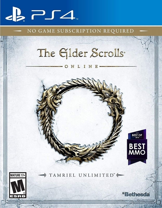 The Elder Scrolls Online on PS4 - Gamewise