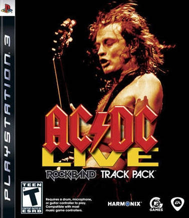 AC/DC LIVE: Rock Band Track Pack [Gamewise]