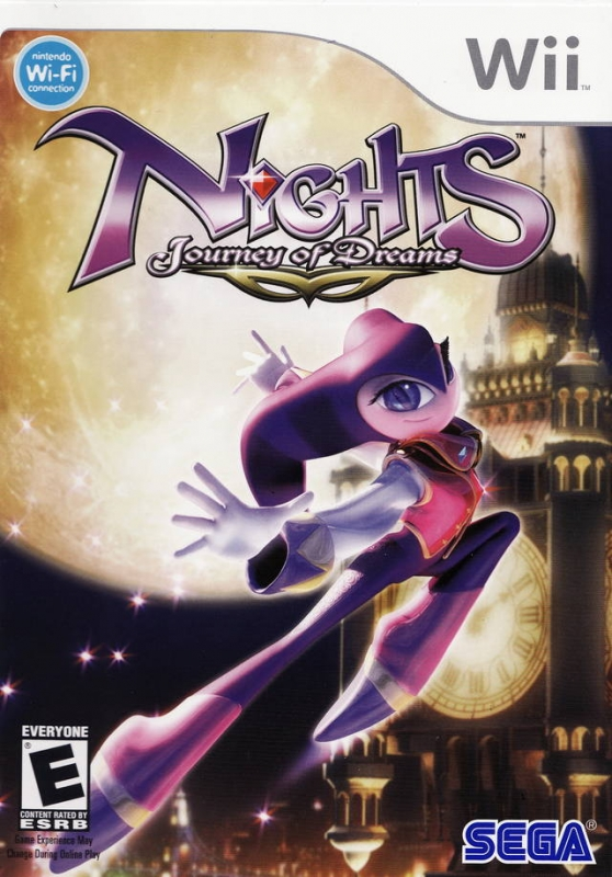 NiGHTS: Journey of Dreams on Wii - Gamewise