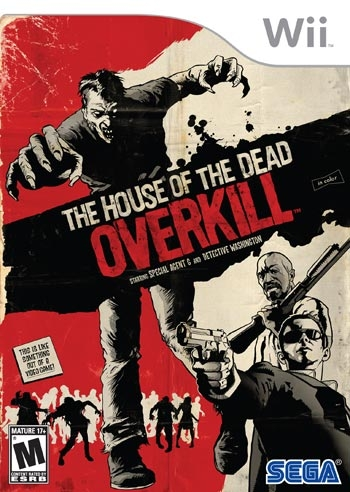 The House of the Dead: Overkill Wiki - Gamewise