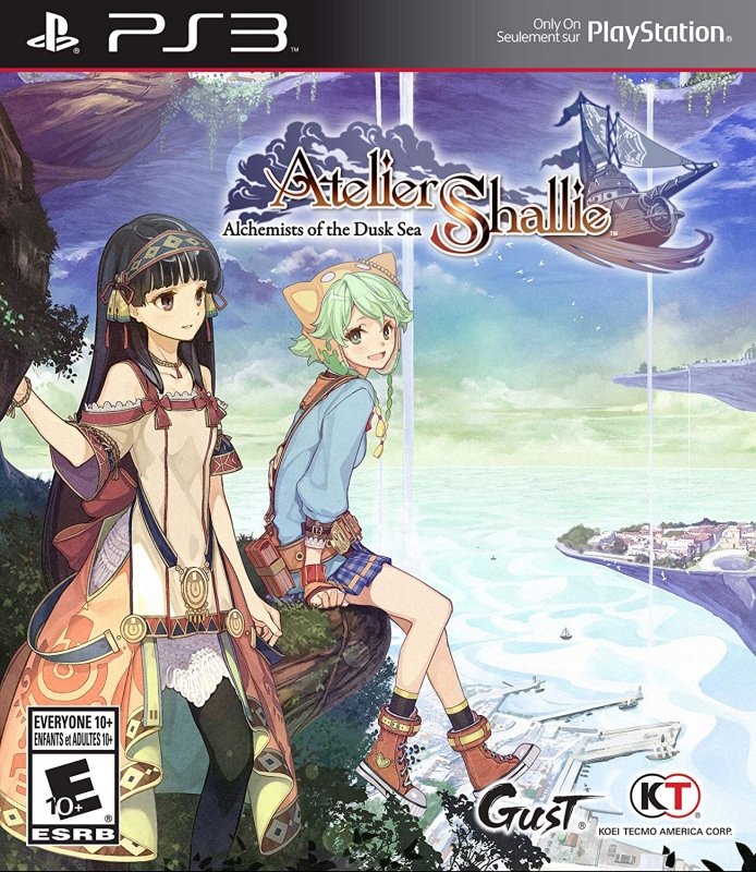 Atelier Shallie: Alchemists of the Dusk Sea | Gamewise
