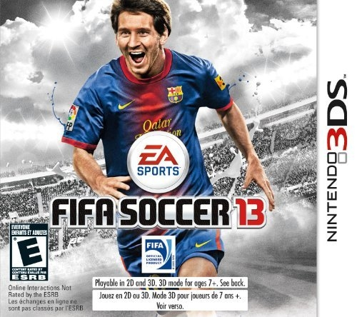 FIFA Soccer 13 [Gamewise]