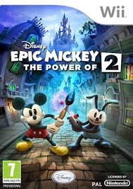 Disney Epic Mickey 2: The Power of Two for Wii Walkthrough, FAQs and Guide on Gamewise.co