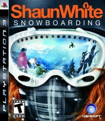 Shaun White Snowboarding | Gamewise