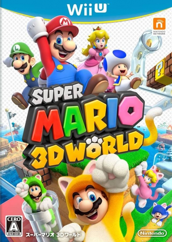 Super Mario 3D World Wiki on Gamewise.co