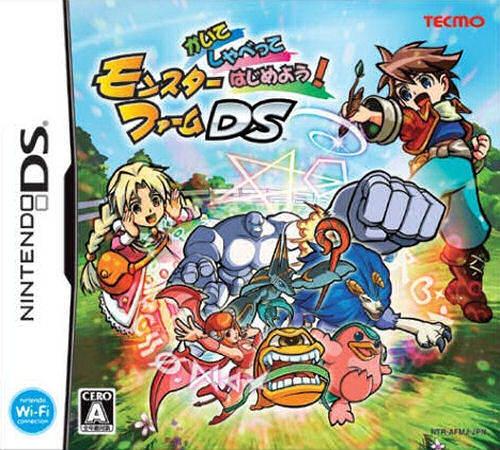 Kaite Shabette Hajimeyou! Monster Farm DS for DS Walkthrough, FAQs and Guide on Gamewise.co
