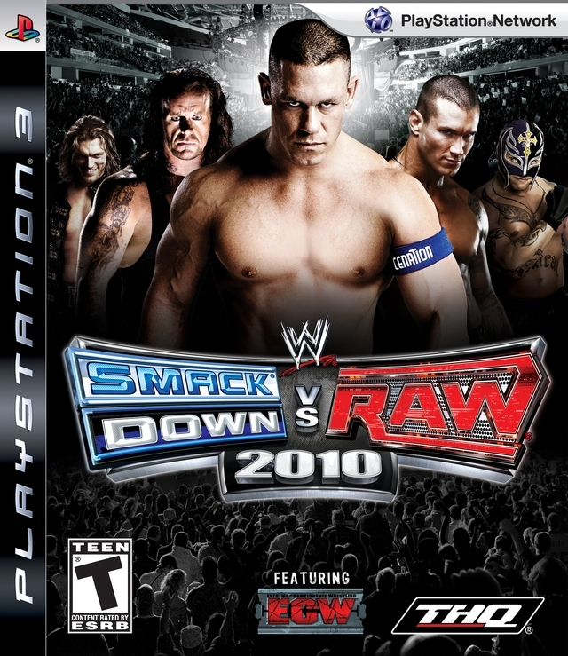 WWE SmackDown vs. Raw 2010 for PS3 Walkthrough, FAQs and Guide on Gamewise.co
