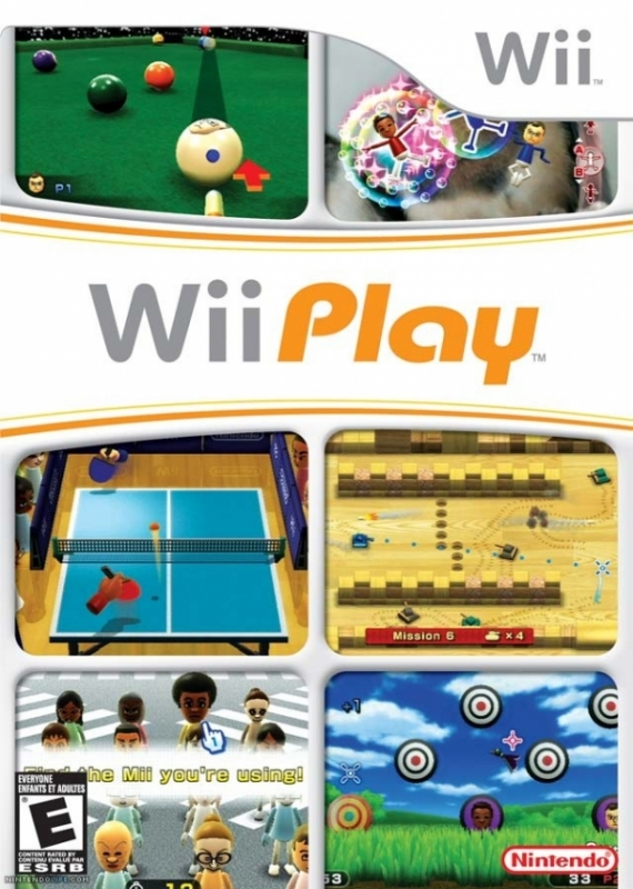 Wii Play for Wii Walkthrough, FAQs and Guide on Gamewise.co