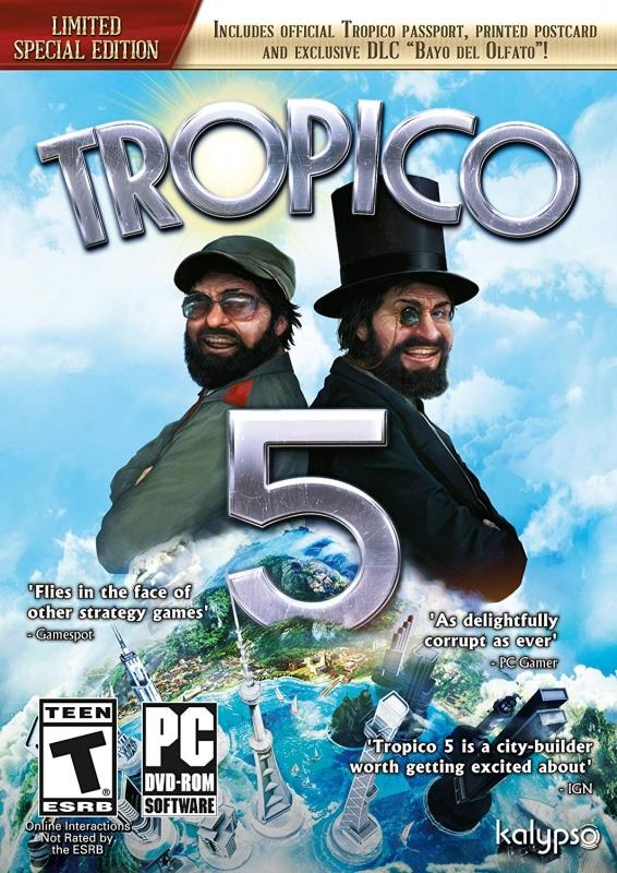 Tropico 5   Gamewise