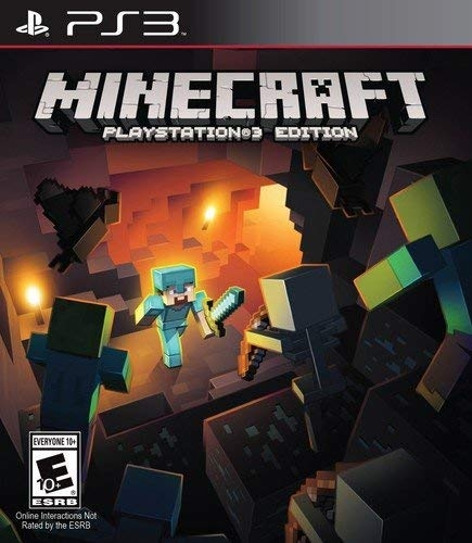 MineCraft on PS3 - Gamewise