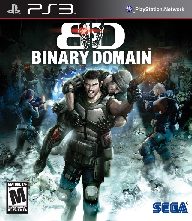 Binary Domain for PS3 Walkthrough, FAQs and Guide on Gamewise.co