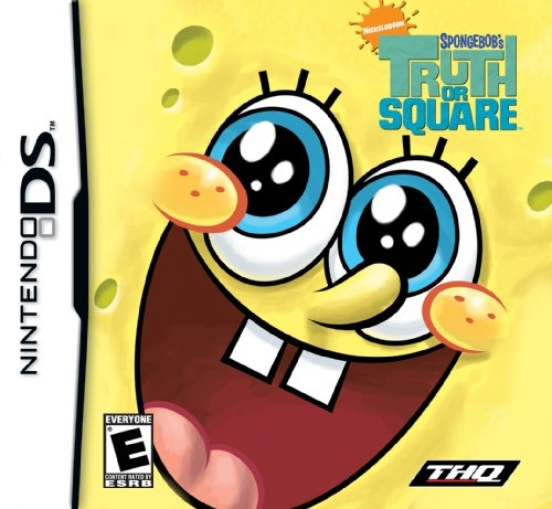 SpongeBob's Truth or Square (US sales) on DS - Gamewise