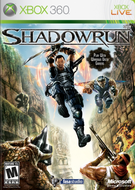 Shadowrun on X360 - Gamewise