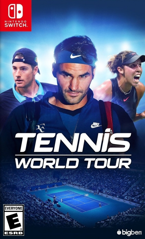 Tennis World Tour Wiki - Gamewise