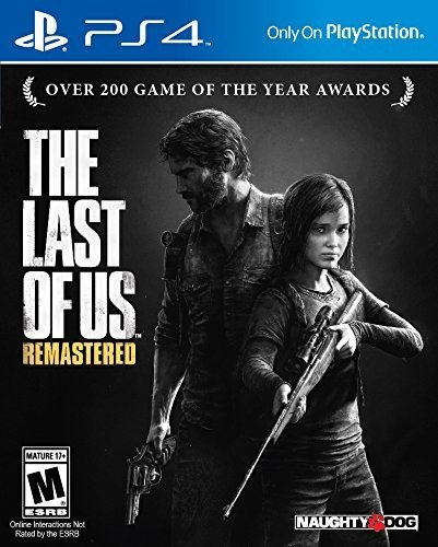 The Last of Us on PS4 - Gamewise