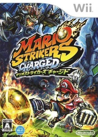 Mario Strikers Charged [Gamewise]