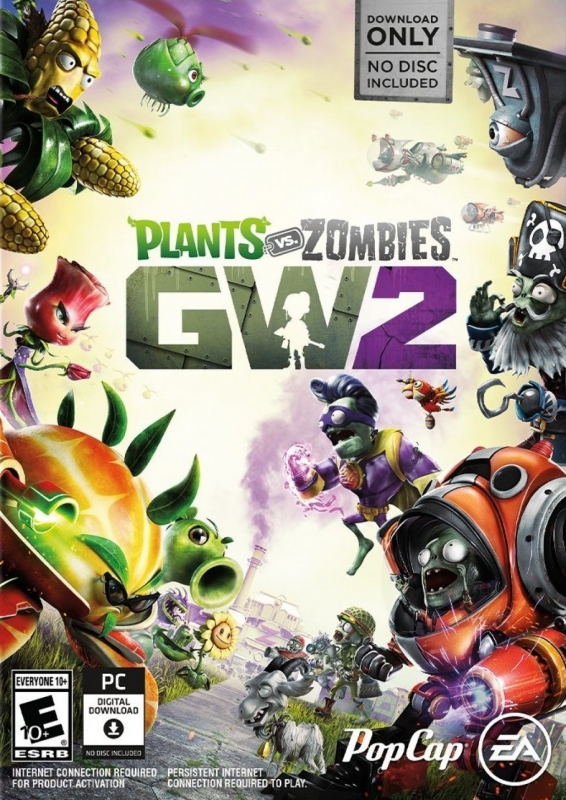 Plants vs. Zombies: Garden Warfare 2 on PC - Gamewise