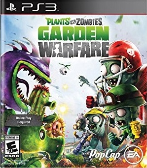 Plants vs. Zombies: Garden Warfare on PS3 - Gamewise