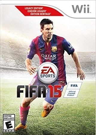 FIFA 15 for Wii Walkthrough, FAQs and Guide on Gamewise.co