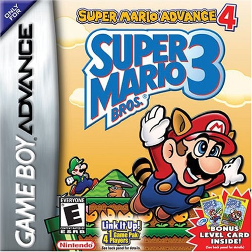 Super Mario Advance 4: Super Mario Bros. 3 [Gamewise]
