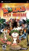 Worms: Open Warfare on PSP - Gamewise