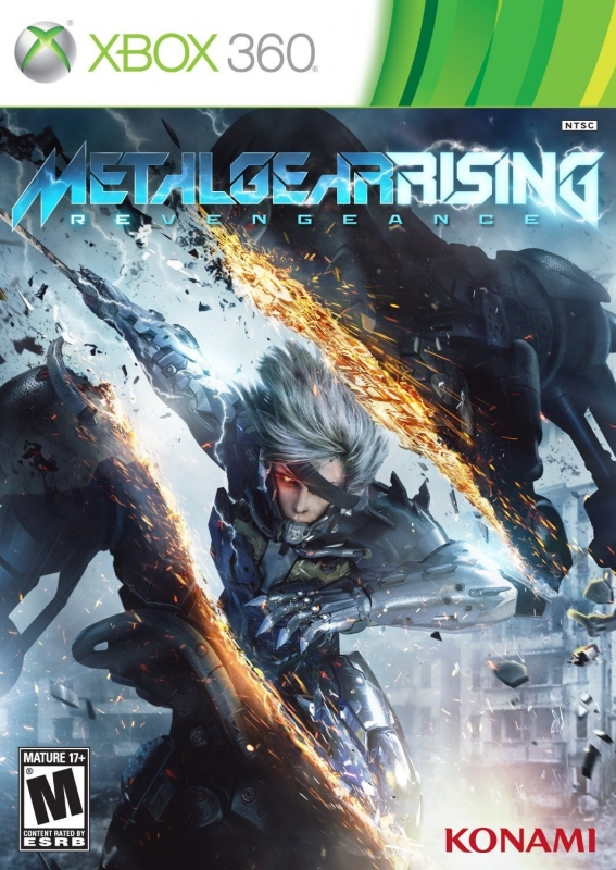 Metal Gear Rising: Revengeance for X360 Walkthrough, FAQs and Guide on Gamewise.co