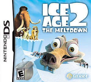 Ice Age 2: The Meltdown on DS - Gamewise