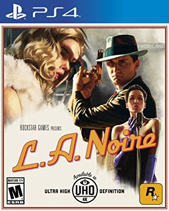 L.A. Noire on PS4 - Gamewise