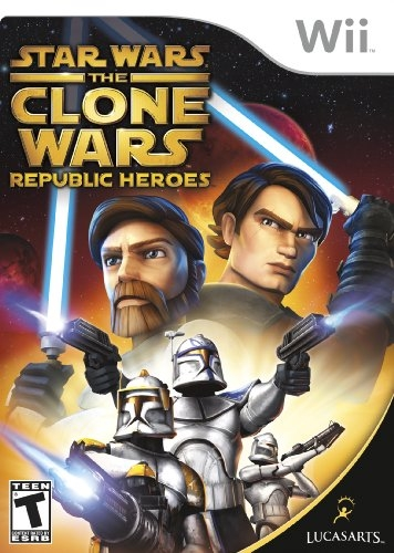 Star Wars The Clone Wars: Republic Heroes [Gamewise]
