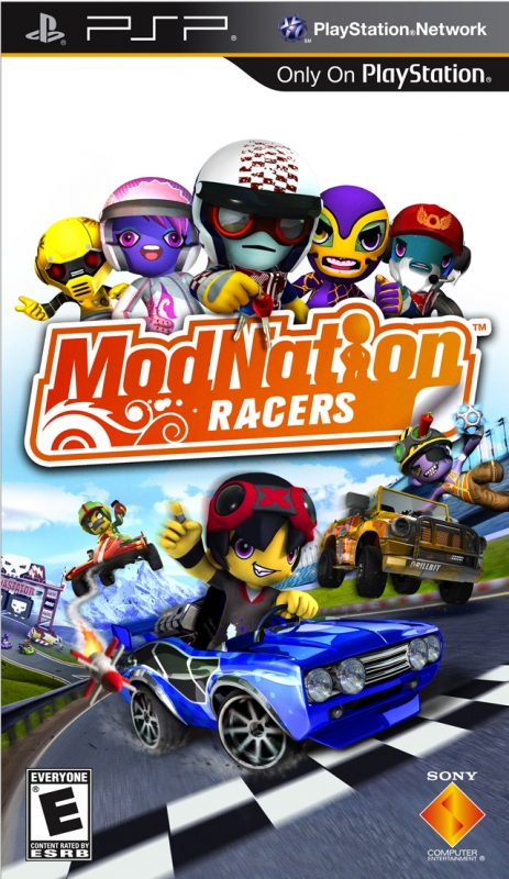 ModNation Racers for PSP Walkthrough, FAQs and Guide on Gamewise.co