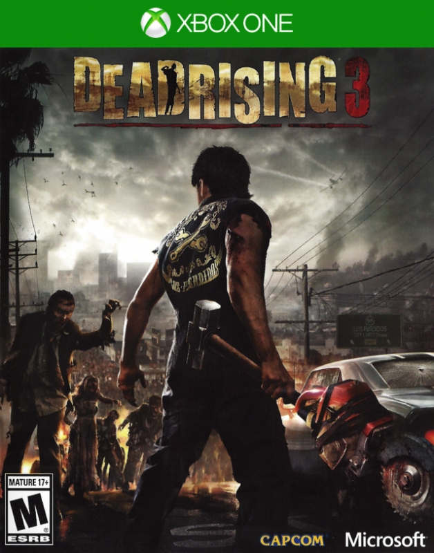 Dead Rising 3 for XOne Walkthrough, FAQs and Guide on Gamewise.co