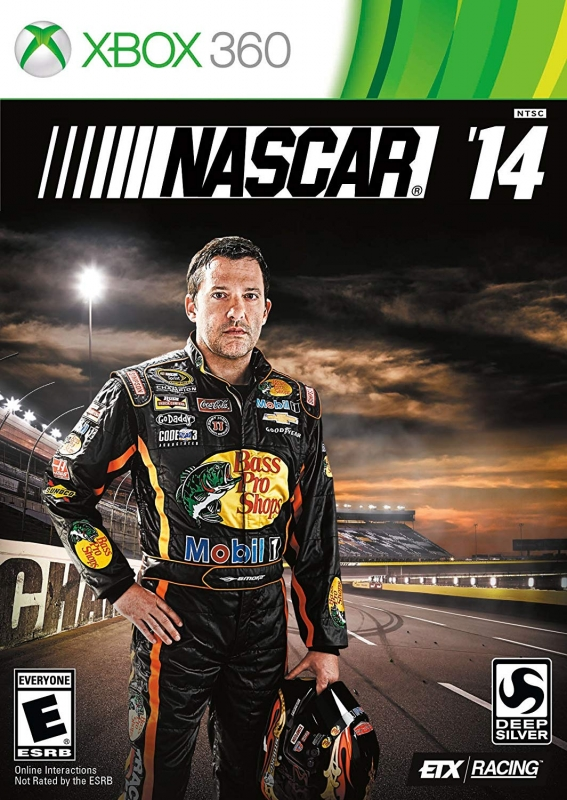 NASCAR '14 for X360 Walkthrough, FAQs and Guide on Gamewise.co