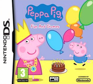 Peppa Pig: Fun and Games [Gamewise]