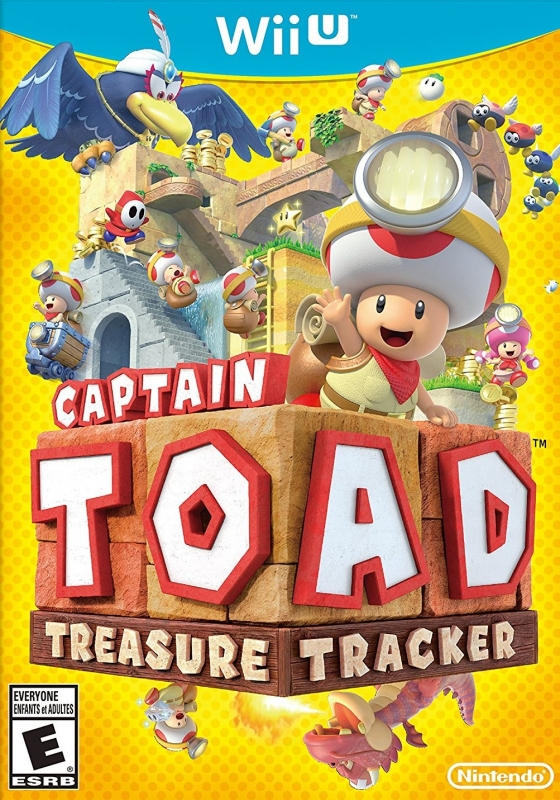 Captain Toad: Treasure Tracker on WiiU - Gamewise