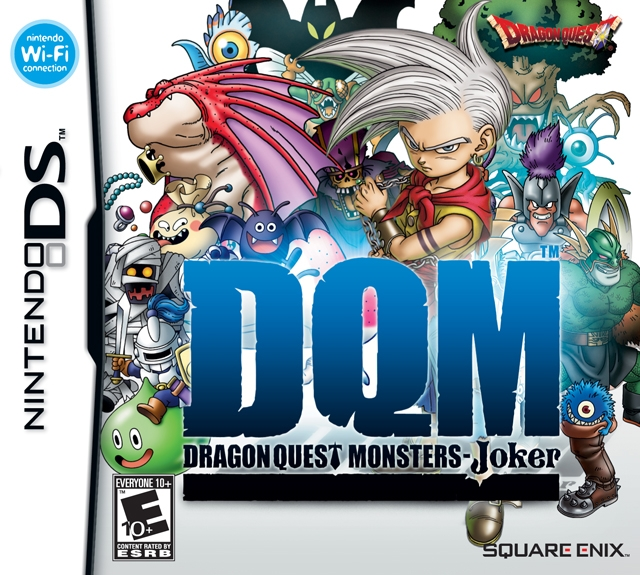 Gamewise Dragon Quest Monsters: Joker Wiki Guide, Walkthrough and Cheats