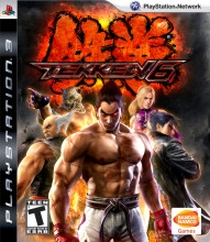 Tekken 6 on PS3 - Gamewise