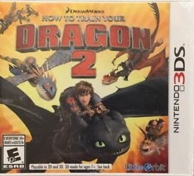 How to Train Your Dragon 2 for 3DS Walkthrough, FAQs and Guide on Gamewise.co