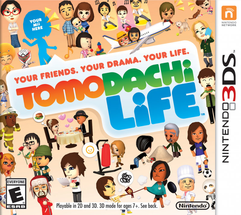 Tomodachi Collection: Shin Seikatsu for 3DS Walkthrough, FAQs and Guide on Gamewise.co
