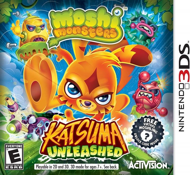 Moshi Monsters: Katsuma Unleashed Wiki on Gamewise.co