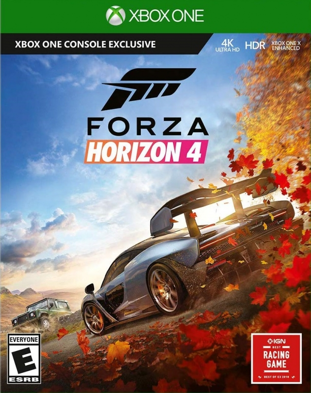 Forza Horizon 4 on XOne - Gamewise