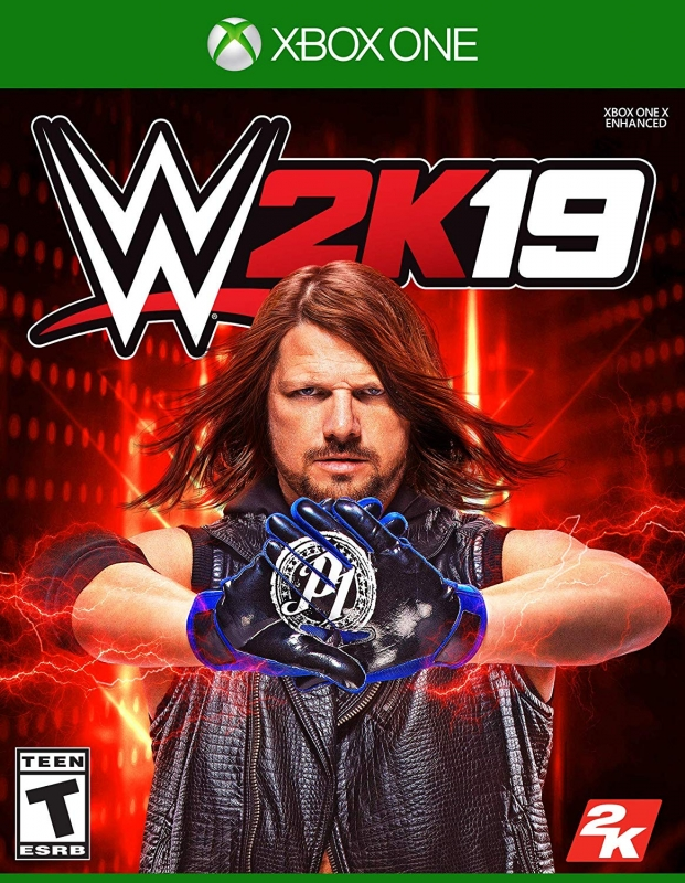 WWE 2K19 on XOne - Gamewise