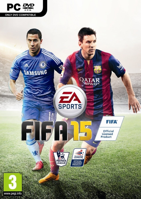 Gamewise FIFA 15 Wiki Guide, Walkthrough and Cheats